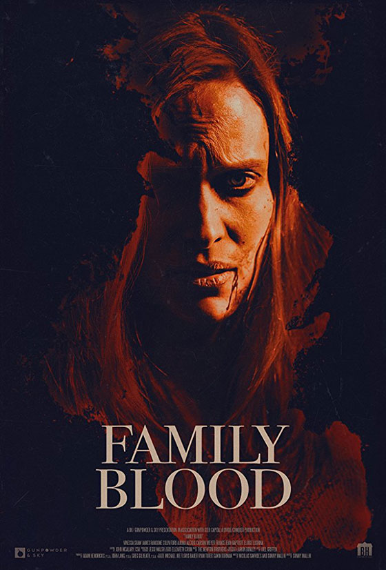 family-blood-poster