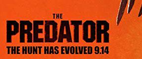 the-predator-poster-logo