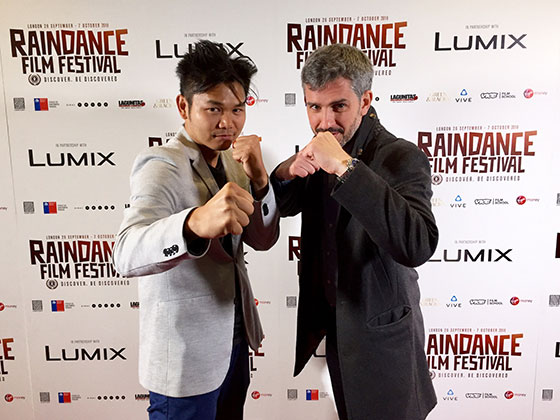 Jean-Paul-Ly-and-Bart-Ruspoli-at-Raindance