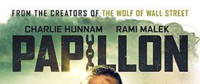 PAPILLON-poster-logo