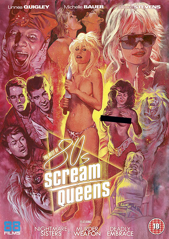 best-80s-scream-queens-blu
