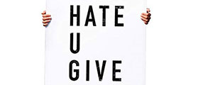 hate-give-poster-logo