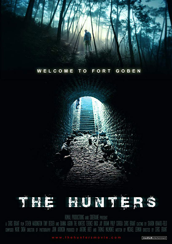 the-hunters-poster