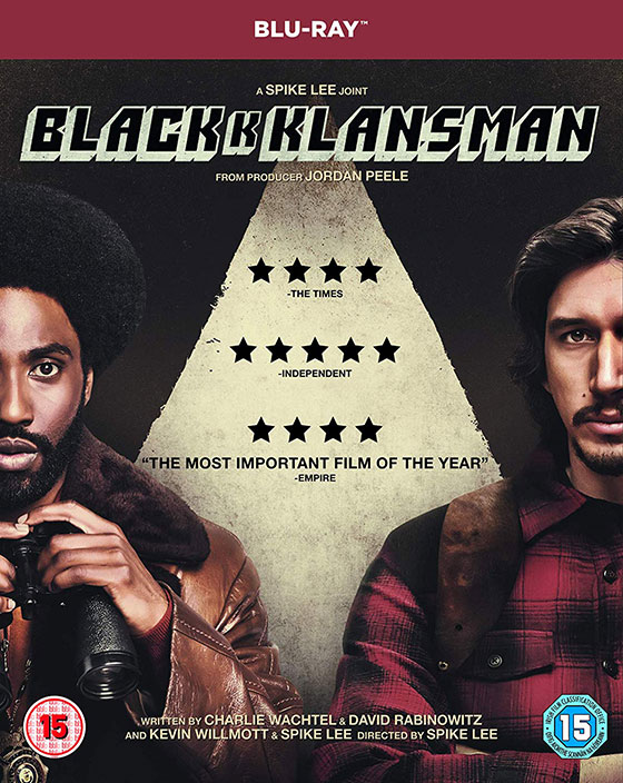 blackkklansman-blu