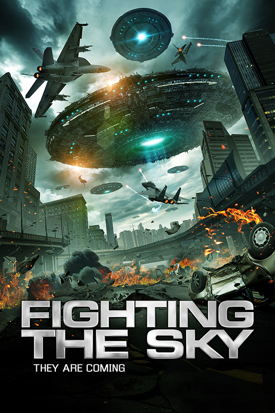 Fighting-Sky-poster