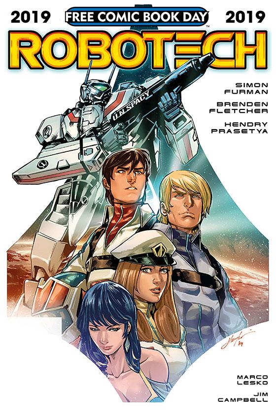 Robotech-FCBD-2019-cover