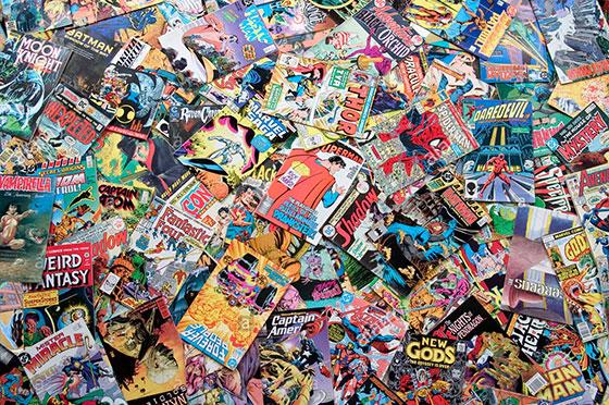 comic-pile