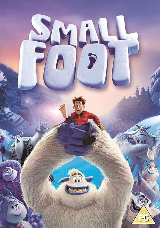 smallfoot-dvd