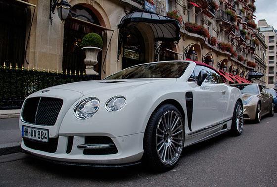 'Bentley Continental GT' - Ben via Flickr(CC BY-SA 2.0)