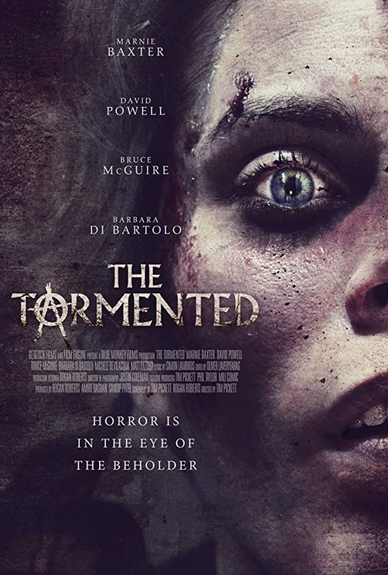 the-tormented-poster