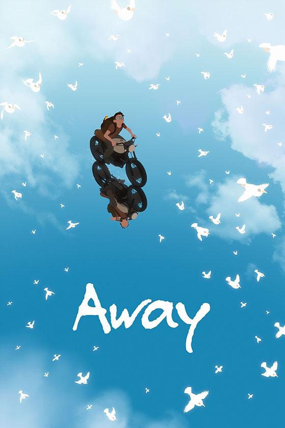 away-poster