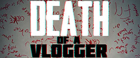 Death-of-a-Vlogger-logo