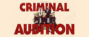 criminal-audition-poster-logo