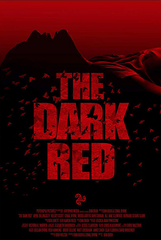 dark-red-poster