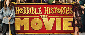 horrible-histories-romans-poster-logo