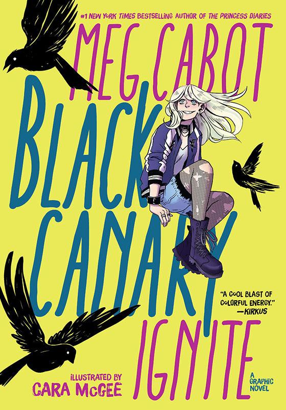 black-canary-ignite-cover