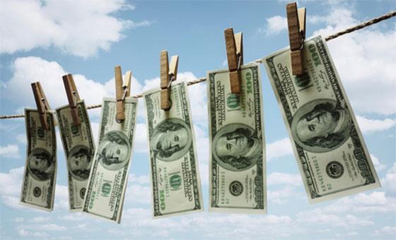 money-laundry
