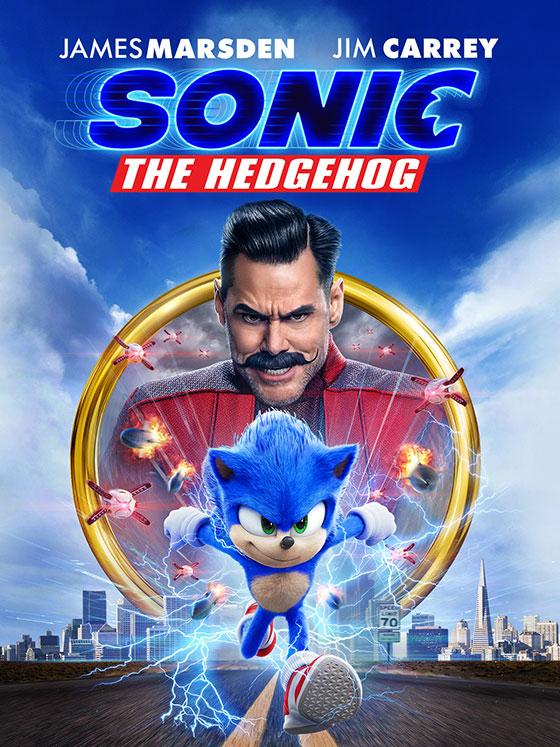 Sonic-Hedgehog-poster
