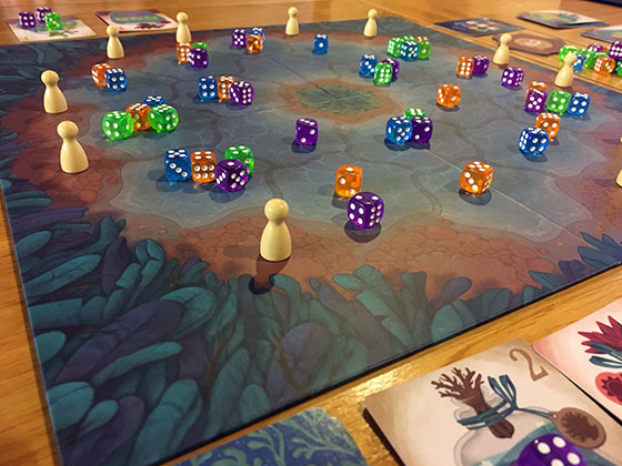 Noctiluca Board Game Review Nerdly